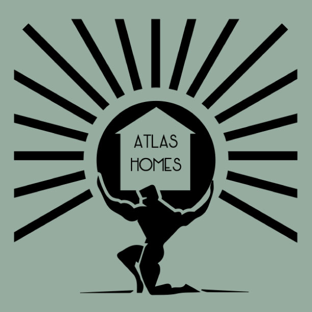 Atlas Homes Homebuyers Logo